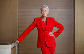 Jamie Lee Curtis reveals her younger ...