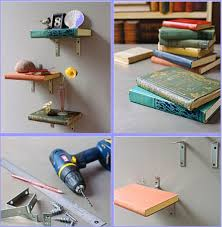 Creative decoration with books 5