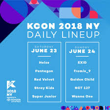Kcon Seating Chart 2018 My Seoul Obsession Kcon18ny Buying Tickets For Kcon New