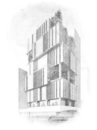 architectural drawings of buildings. Beautiful Buildings Gallery Of The Ulugl Otomotiv Office Building  Tago Architects  5   Buildings And Inside Architectural Drawings Of Buildings