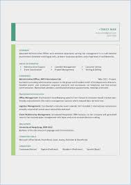 Download Sample Resume Doc New Unique Resume Sample Doc Best Resume
