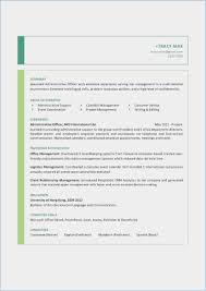 Download Sample Resume Doc New Unique Resume Sample Doc Best Resume