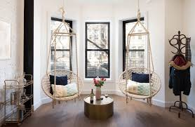 how to install a swing hammock or