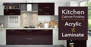 Small Picture Acrylic vs Laminate Whats The Best Finish For Kitchen Cabinets