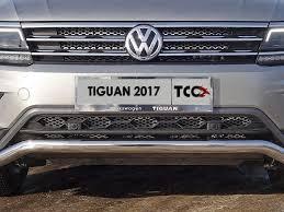 Тюнинг для VOLKSWAGEN Tiguan 2017- - <b>Решетка радиатора</b> ...