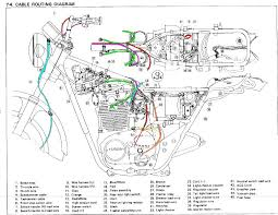 xs650 bobber wiring harness wiring diagram and hernes xs650 bobber wiring diagram solidfonts 1979 yamaha