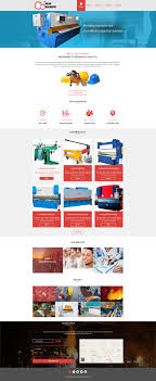 Best Website Templates Sell24's Machinery Industry Template One Of The Best Website 20