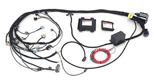 musclerods 73 87 4wd gm truck ls conversion kit ls1 engine swap wiring harness dummy sensor conditioning box when swapping the ls engines into early vehicles a perfect match to them is our high performance spark plug wires featuring 45� boots