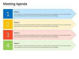 Work Meeting Agenda Meeting Agenda For Powerpoint Presentations