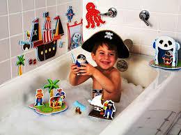 image of bathtub toys for older kids