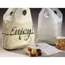 Restaurant Bags - To Go Bags for Food Service - BoxAndWrap.com
