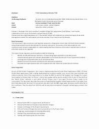 Ab Initio Resume A Good Resume Example