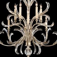fine art lamps chandelier 701340st