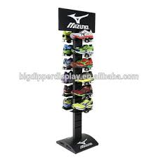 Footwear Display Stands Bddsh100 Attractive Metal Sneaker Display StandsAthletic Gym 12