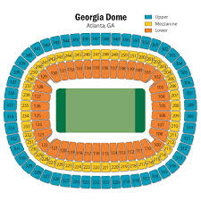 Falcons Game Seating Chart Atlanta Falcons Nfl Football Tickets For Sale Nfl