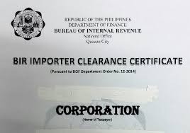 How To Secure Your Bir Icc In 1 5 Months