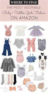 30 adorable amazon outfits for baby s and toddlers all under 20