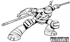Small Picture Teenage Mutant Ninja Turtles Coloring Page Coloring Home Coloring