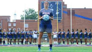 how howard university is building a competitive hbcu soccer  lamar carter howard athletics