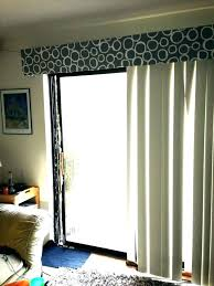 valances for sliding glass doors valances for sliding glass doors door valance ideas full in with