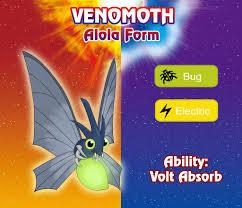 Venomoth Alola Form by sergiur12 on DeviantArt