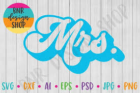After your purchase, you can immediately download a zip file containing the following files Mrs Svg Wedding Svg Svg File In 2020 Design Bundles Svg Free Design Resources