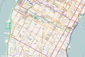 city street maps