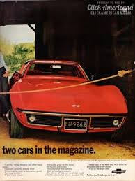 what new car did chevy release in 1968old magazine car adds  OLD CAR ADS  Pinterest  Cars