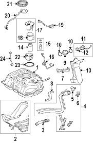 parts com® toyota yaris fuel system components oem parts 2007 toyota yaris s l4 1 5 liter gas fuel system components