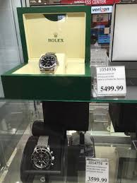rolex at costco page 31 same price at costco sterling to balance things out they also sell these hmmm interesting watches