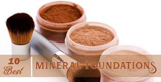 mineral foundations are all the rage and cernly not showings any signs of losing its pority unlike conventional makeup