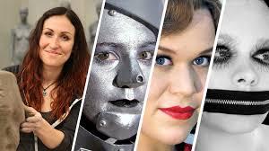 makeup grad yvonne talks face off