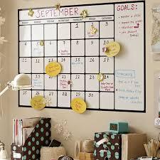 dry erase calendar decal pbteen