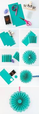 coloridas rosetas para decorar una fiesta easy decorationspaper fan decorationspinwheel decorationsdiy