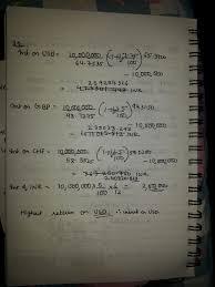 international finance mumbai university exam solved international finance mumbai university 2014 exam solved answer paper