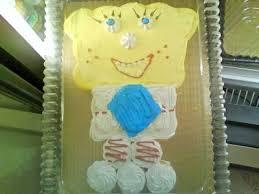 Cake Wrecks Home What About Spongebob