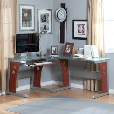 small corner office desk. home office supplies design for small intended glass corner desk h