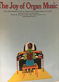 Piano Organ Songs Book