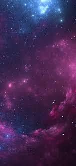 1242x2688 Space Pink Stars 4k Iphone XS ...