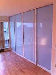 8 ft x 11 ft clean finished room divider