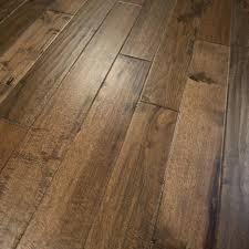 prefinished hardwood flooring. Prefinished Flooring Hickory Hand Scraped Solid Wood Sample Bruce Hardwood Home Depot