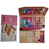 ads makeup kit with 48 color eyeshadow with 3 blusher 4 pact and 6 lipcolor