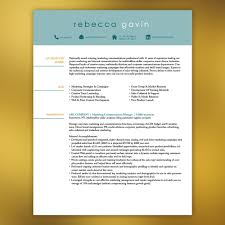 Resume Template Instant Download 4 Pages Marketing Professional Social Media Icons Cover Letter Word Template For Mac Or Pc Gavin