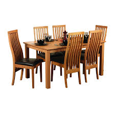 lovely ideas of dinner table for a wooden dining table set