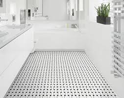 inspire basketweave floor tile glazed ceramic mosaic and wall black dot porcelain gloss uk pattern canada design lowe with border bathroom shower