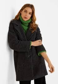 hagen classic coat grey