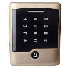 China <b>Metal Case Touch Keypad</b> & Combination biometric access ...