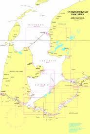 18101 Overzichtskaart Ijsselmeer Marine Chart Nl_18101