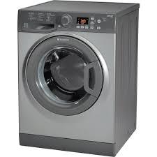 hotpoint washing machine where to put powder. Unique Put Hotpoint Smart WMFUG 942G Washing Machine  Graphite With Where To Put Powder E