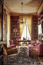 Rooms with Red Walls - Red Bedroom and Living Room Ideas